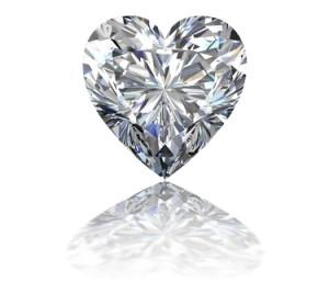Heart Diamond